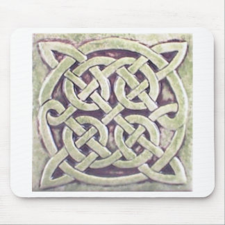 mousepad celtique de noeud tapis de souris