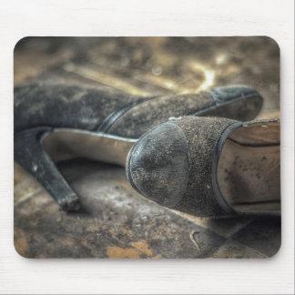 Mousepad chaussures perdues - le Place tire Tapis De Souris