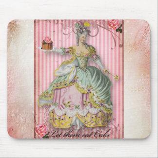 Mousepad de gâteau de Marie Tapis De Souris