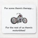 Mousepad de motocyclette tapis de souris