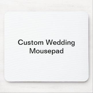 Mousepad l'épousant fait sur commande tapis de souris