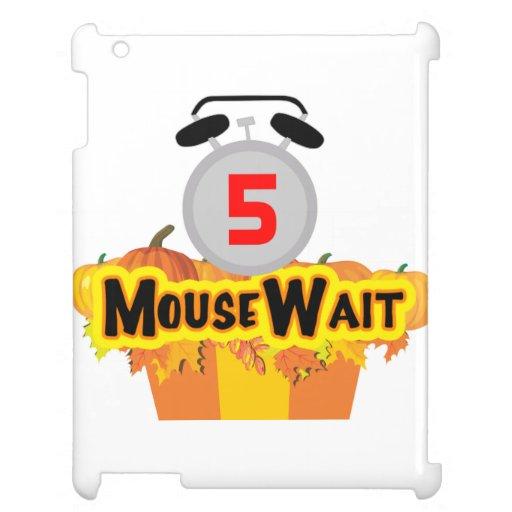 MouseWait 5ème Birthday Bash LE Gear Étuis iPad