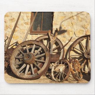 Mousmat - vieilles machines agricoles tapis de souris