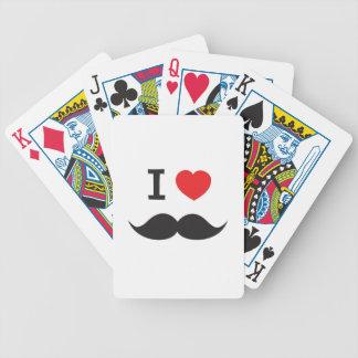 Moustache d amour jeu de cartes