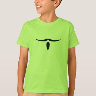 Moustache de mousquetaire t-shirt
