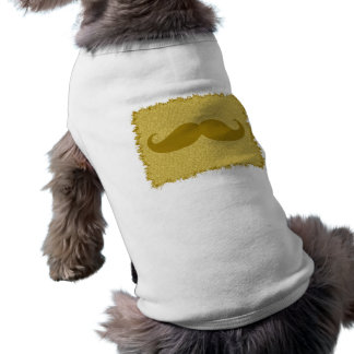Moustache drôle manteau pour animal domestique