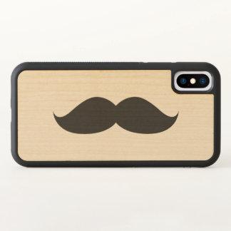 Moustache noire drôle mignonne