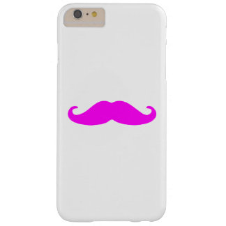 Moustache rose de Markiplier Coque iPhone 6 Plus Barely There