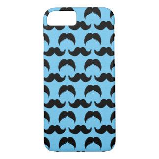 Moustaches viriles coque iPhone 7