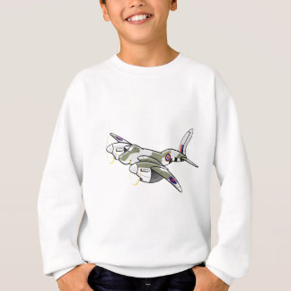 moustique de havilland sweatshirt