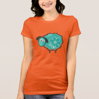 Moutons chanceux t-shirt