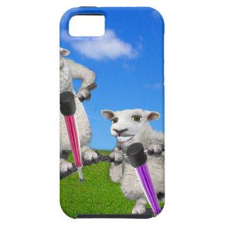 Moutons sautants coque iPhone 5