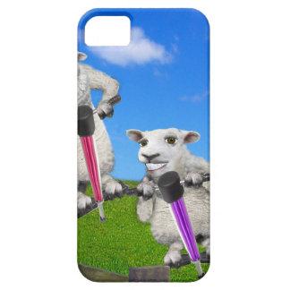 Moutons sautants étuis iPhone 5