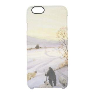 Moutons sur l'arête coque iPhone 6/6S