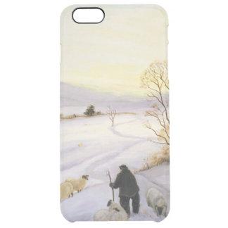 Moutons sur l'arête coque iPhone 6 plus