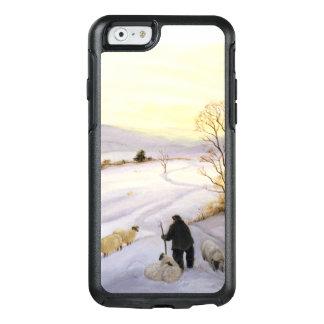 Moutons sur l'arête coque OtterBox iPhone 6/6s