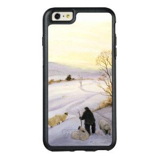 Moutons sur l'arête coque OtterBox iPhone 6 et 6s plus