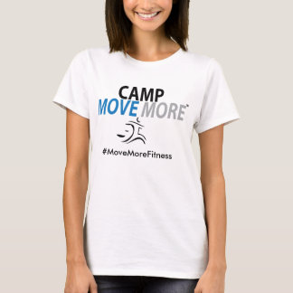 Mouvement de camp plus de T-shirt