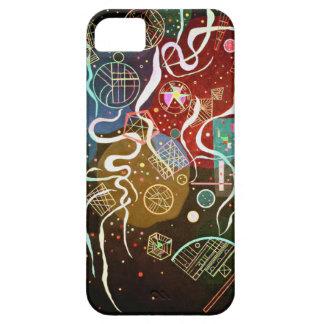 Mouvement de Kandinsky I Étui iPhone 5