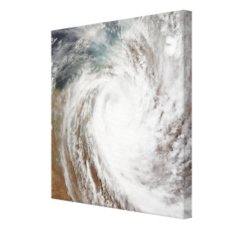 Mouvements de Laurence de cyclone loin à intérieur Toiles