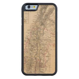 Moyen-Orient, Palestine Coque iPhone 6 Bumper En Érable