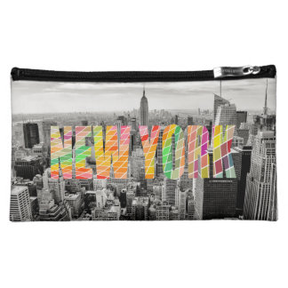 Moyenne Trousse De Maquillage New York, New York
