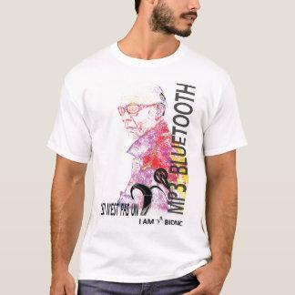 mp3 bluethooth t-shirt