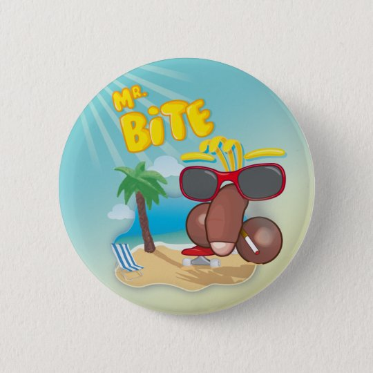Mr. Bite Badge