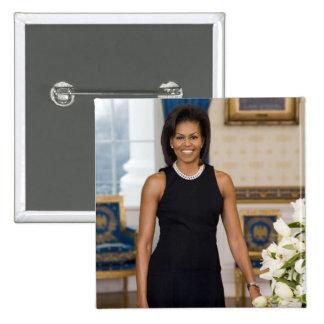 MrsObamaPortrait Badges
