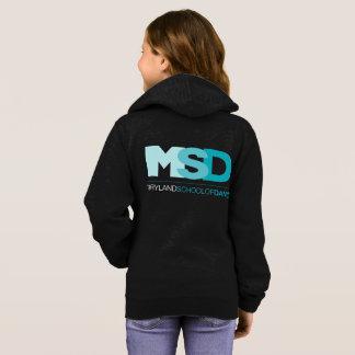 MSD badine le sweat - shirt à capuche
