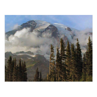 Mt plus pluvieux carte postale