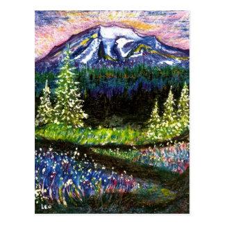 Mt plus pluvieux cartes postales