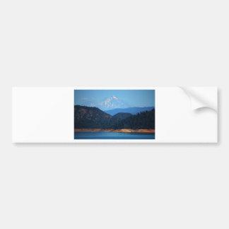Mt Shasta Autocollant Pour Voiture