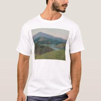 Mt. Tamalpais de la crique de Corte Madera (1153) T-shirt