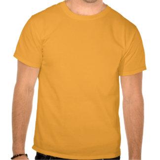 Muet comme arachide chauve t-shirt