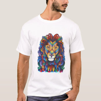 Mufasa dans le Technicolour T-shirt