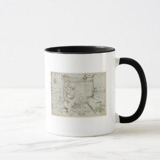 Mug 01147 Ludwig Wilhelm, compte de Baden, 1705