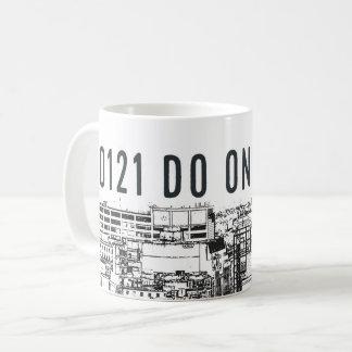 Mug 0121 FAITES UN et le paysage urbain de Birmingham