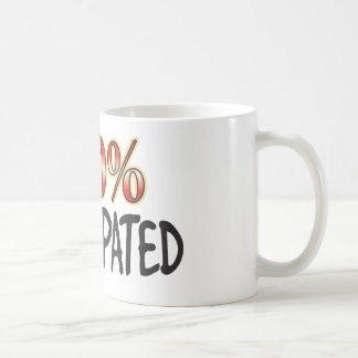 Mug 100 pour cent constipés