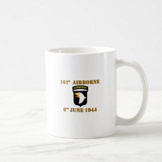 Mug 101st Airborne D-Day Normandy