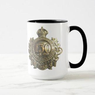 Mug 130th Bataillon d'outre-mer de Lanark Renfrew
