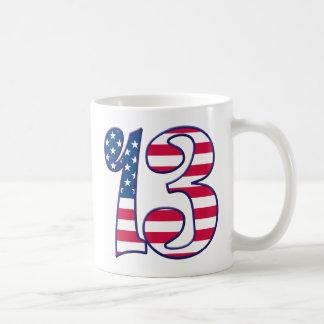 Mug 13 âge Etats-Unis