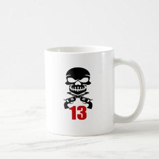Mug 13 conceptions d'anniversaire