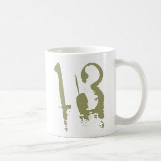 Mug 13ème Anniversaire