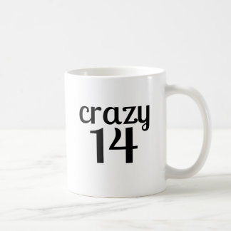 Mug 14 conceptions folles d'anniversaire