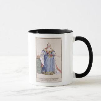 Mug 1717-80) impératrices de Maria Theresa (de