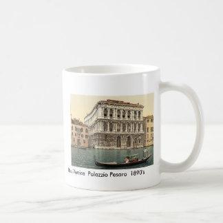 Mug 1890's de l'Italie Venise Palazzo Pesaro