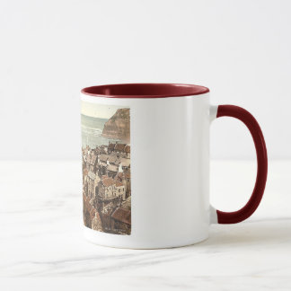 Mug 1890's whitby de l'Angleterre Staithes