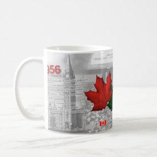 Mug 1956 forradalom d'OS, Kanada vonatkozásában