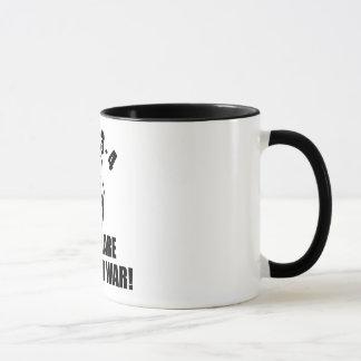 Mug 1-2-3-4 je déclare une guerre biologique de guerre